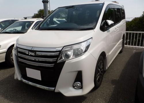 トヨタ・新型ノア